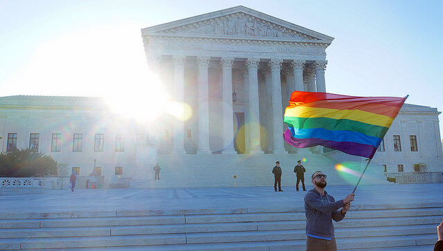 US Supreme Court Requires Recognition of Marriage Equality