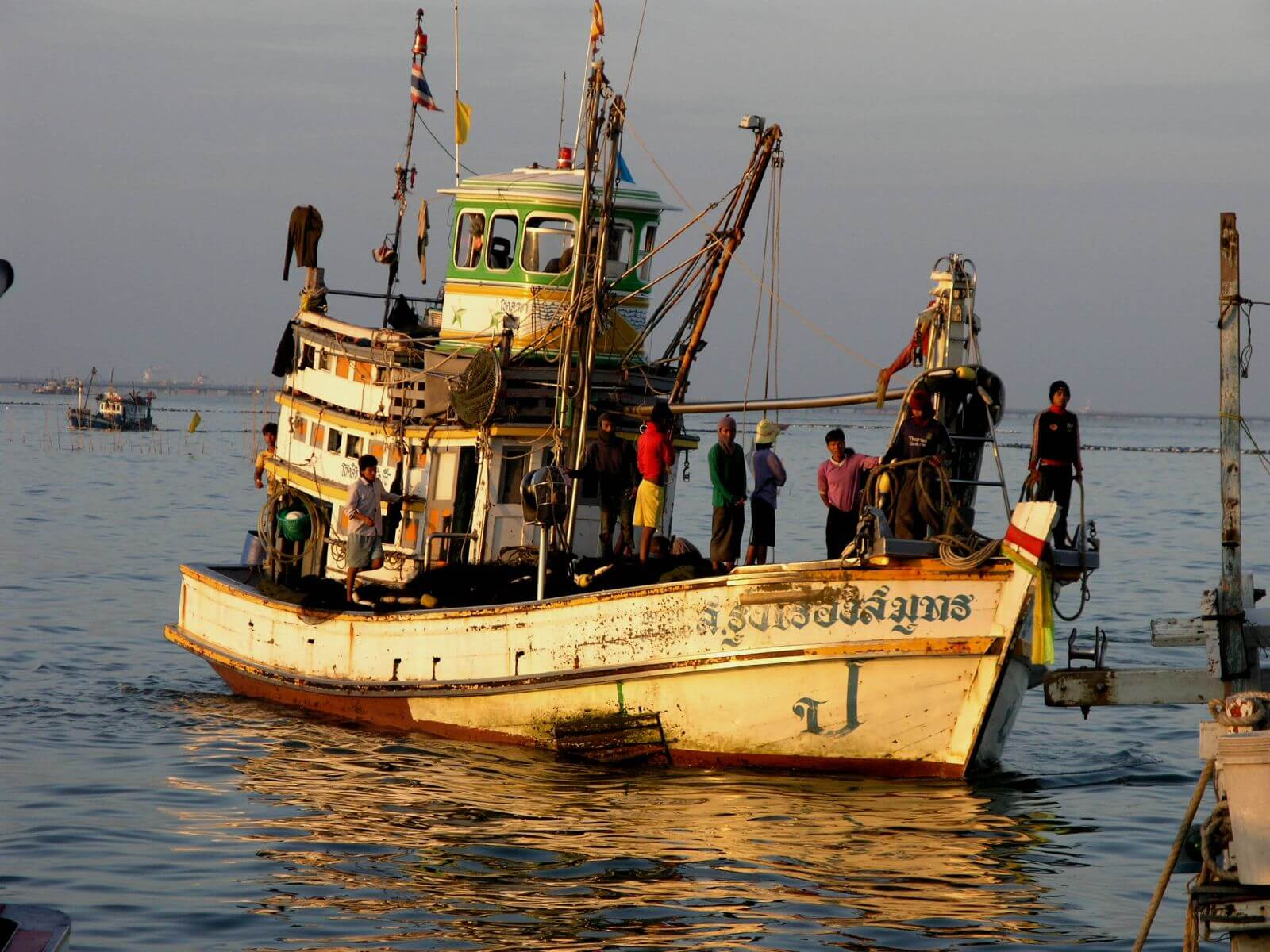 The Seafood Industry and Its Sustainability Challenge – Why the Government of Thailand and Global Retailers Will Work Towards Sustainability and Human Rights
