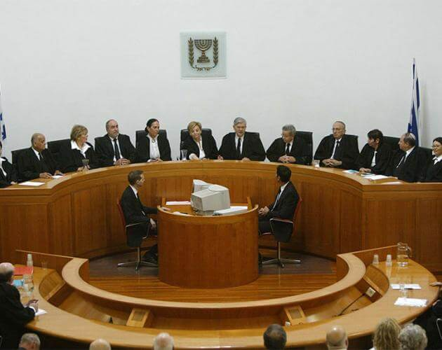 A Supreme Court at the Centre of a Deeply Divided Society