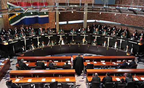 Small Steps in the Journey Towards Gender Equality on the South African Bench