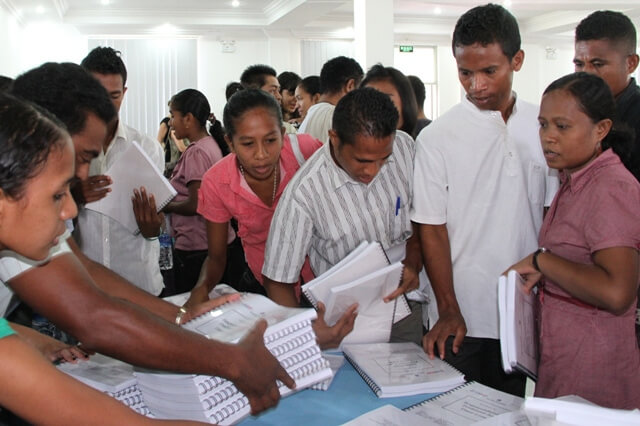 Growing Pains in Timor Leste