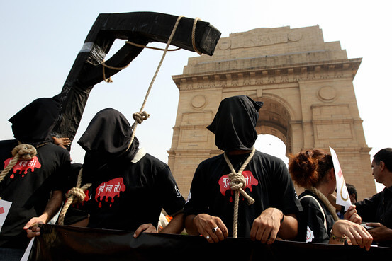 India, the Land of Ironies: A Constitutional Democracy's Dance with the Death Penalty