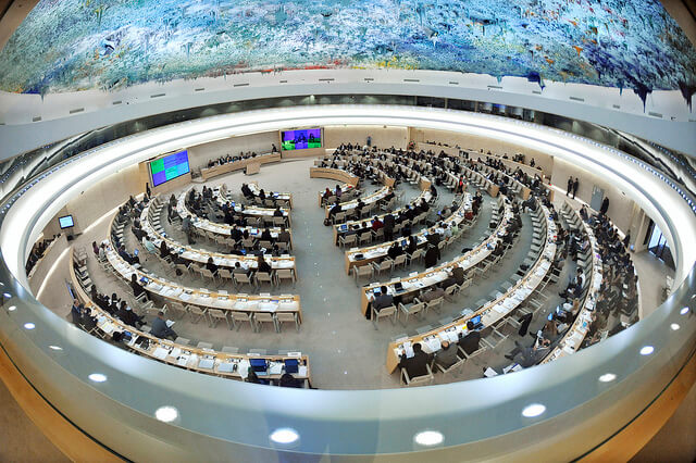 Recent Developments in the UN Human Rights Council: Traditional Values and Women's Right to Equality in the Family