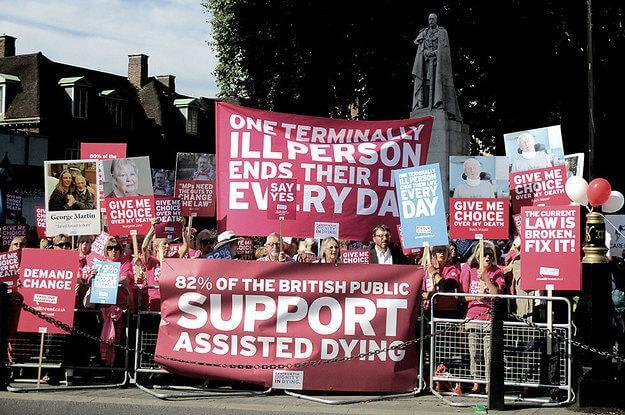 UK and the Assisted Dying Bill: Autonomy in Death Continues to Wait Its Turn