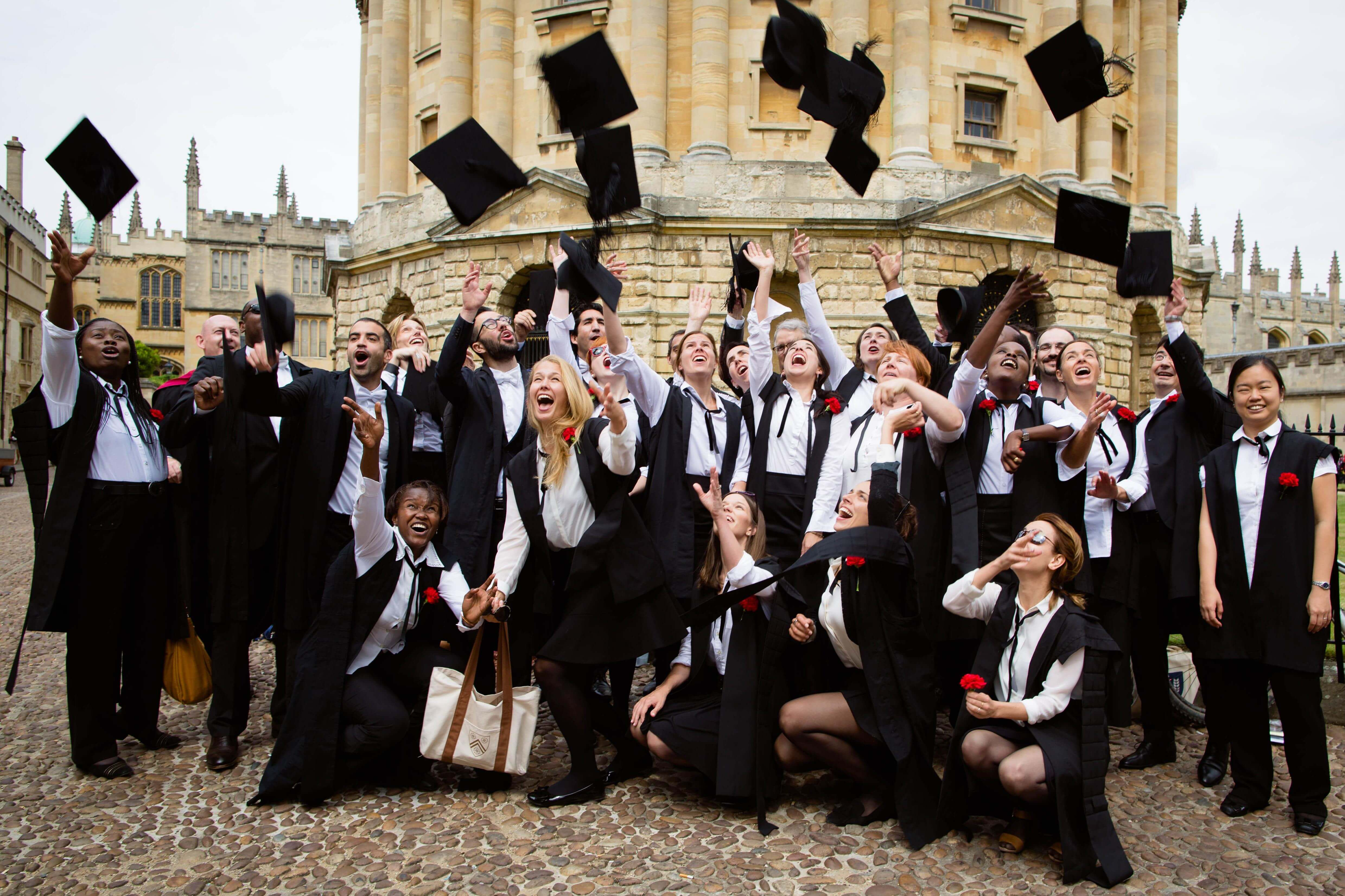 Scholarships Available for Oxford Master's in International Human Rights Law