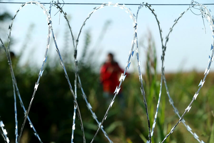 OxHRH Webinar: A Crisis of Refugee Protection? Is Now Available to Watch