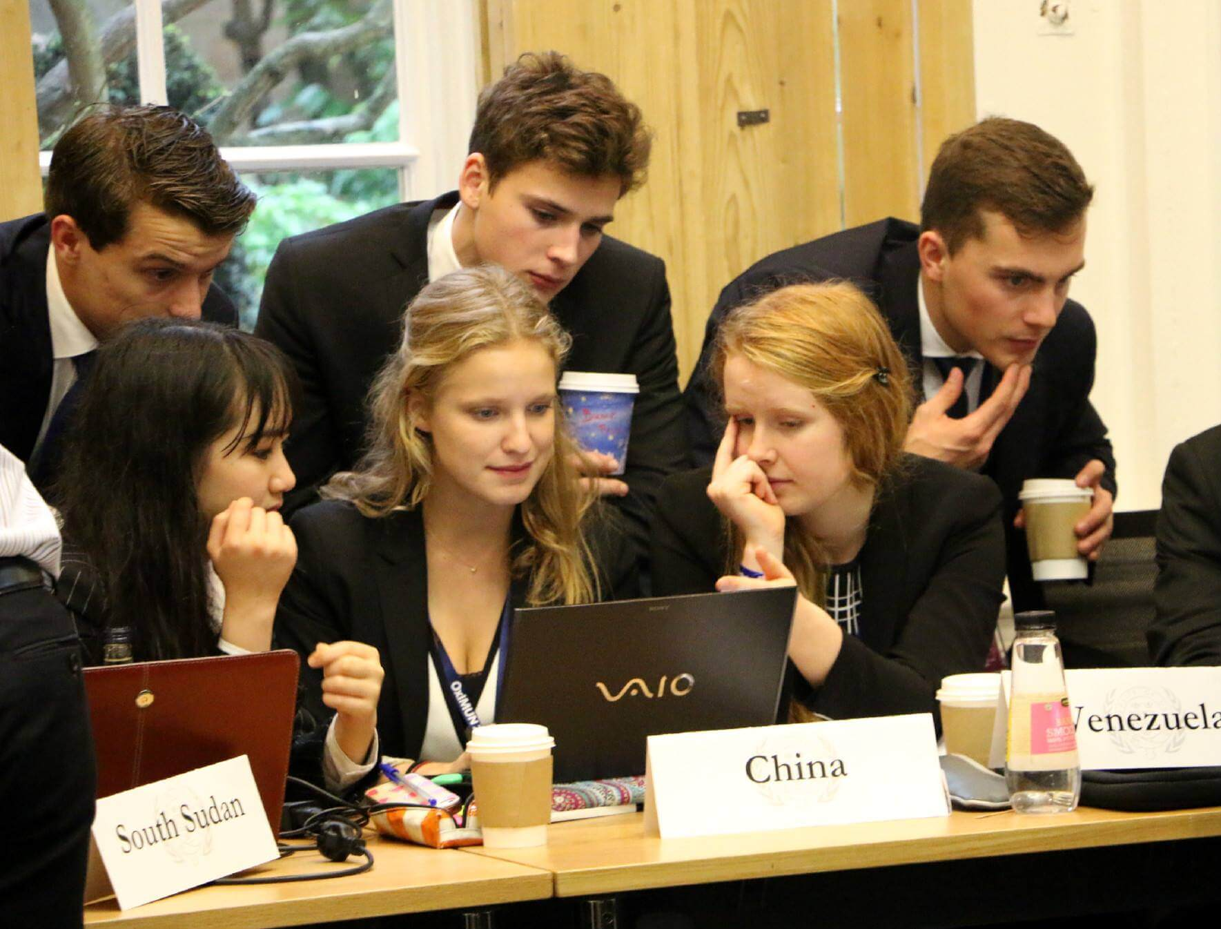 Oxford University – Model United Nations Conference