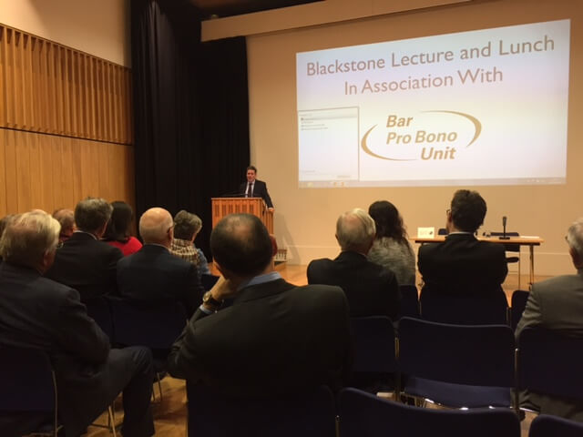 """Sir Keir Starmer's Blackstone Lecture: """"Human Rights: Can Britain go it Alone? And Should We?"""""""