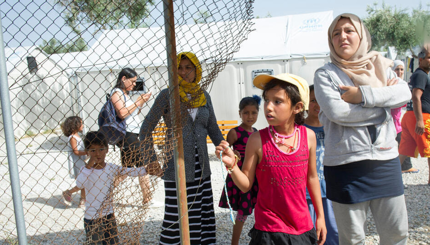 Is There a Refugee Crisis in Europe, or Just a Crisis in the Lack of Refugee Protection?