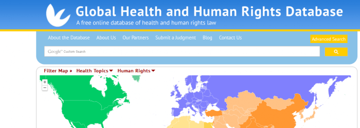 Global Health and Human Rights Database