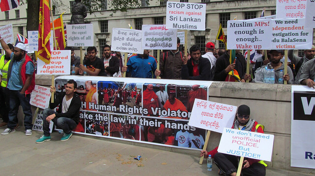 Hate Speech in Sri Lanka: How a New Ban Could Perpetuate Impunity