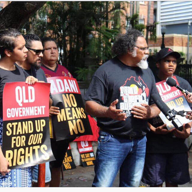 Indigenous Rights Litigation meets Global Climate Change in Queensland Australia