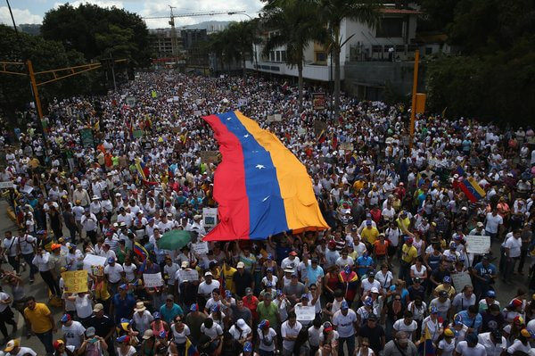 Venezuela's Battle for the Rule of Law