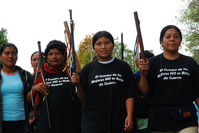 An important step forward for victims of sexual violence in Colombia