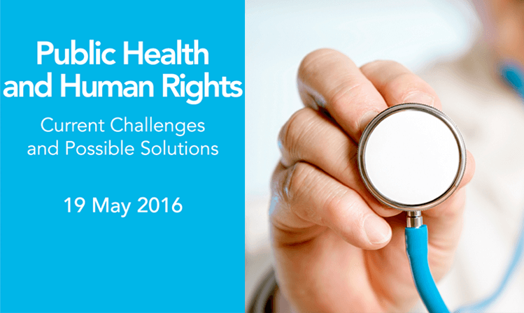 Upcoming Seminar-Public Health and Human Rights-Current Challenges and Possible Solutions