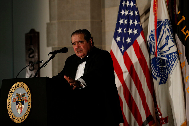 Justice Scalia's Terribly Few Words on Education Rights