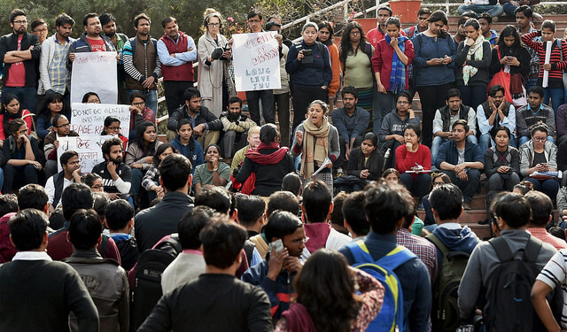 Criminalising Dissent in Indian University Spaces: Implications of the JNU Incident on Free Speech and Sedition Laws