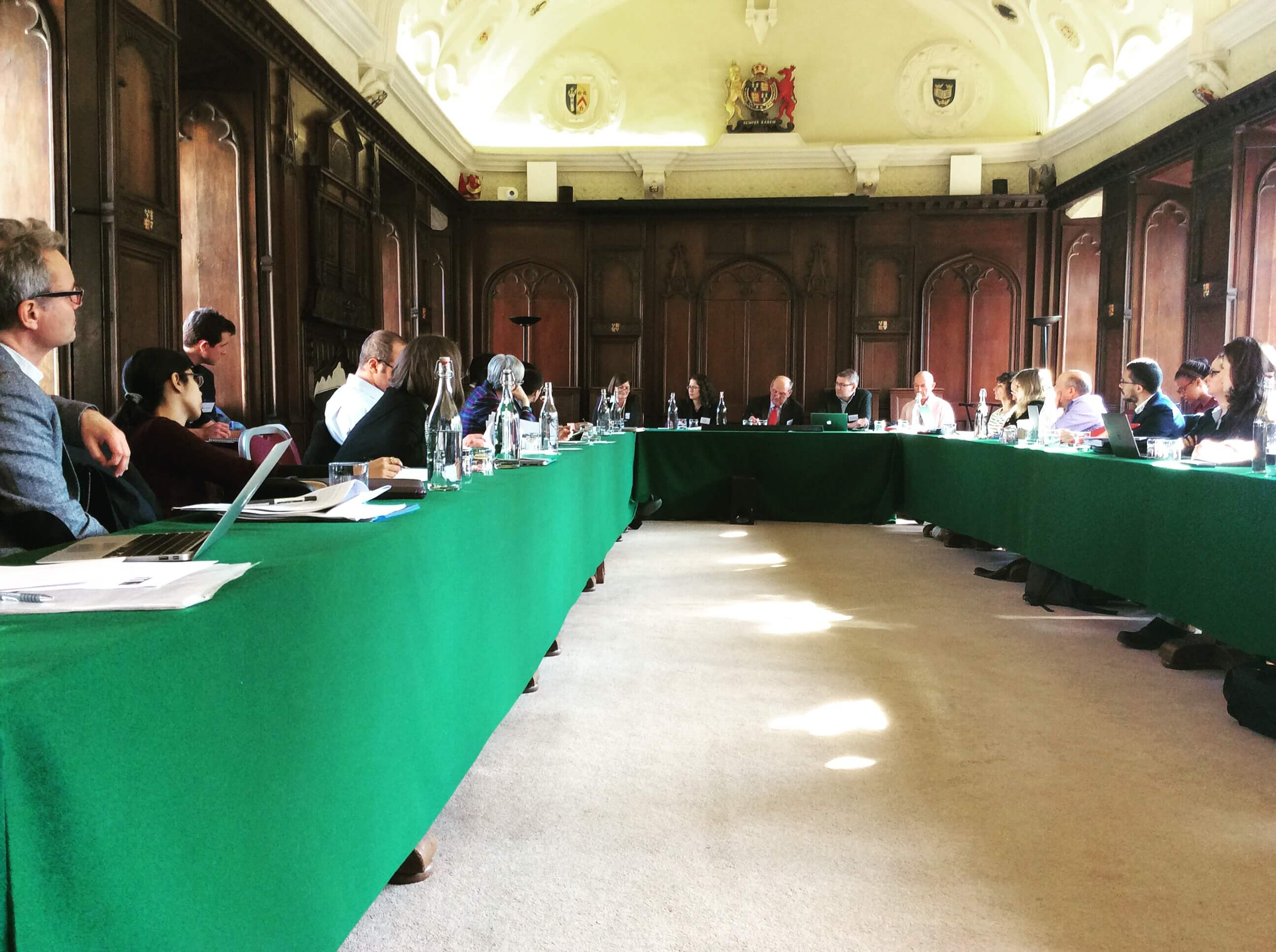 Oxford University Conference: Theories on Indirect Discrimination