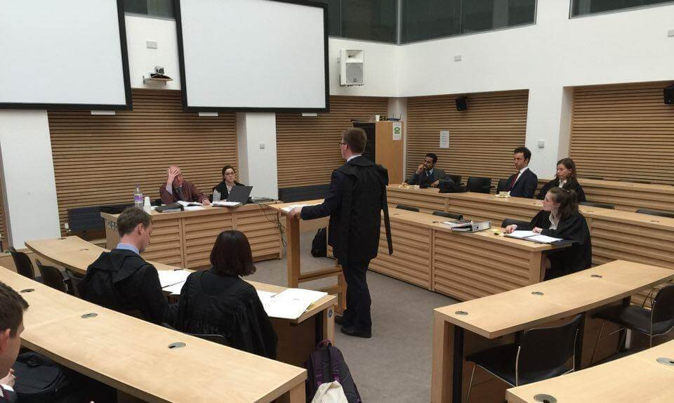 The Fifth Annual Oxford Legal Assistance Public Law Moot