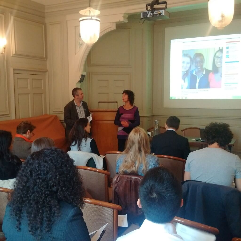 Fostering a Human Rights Community: OxHRH Graduate Student Workshop