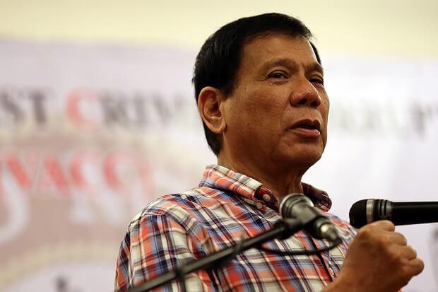 Rodrigo Duterte – the Philippines's Human Rights Wild Card