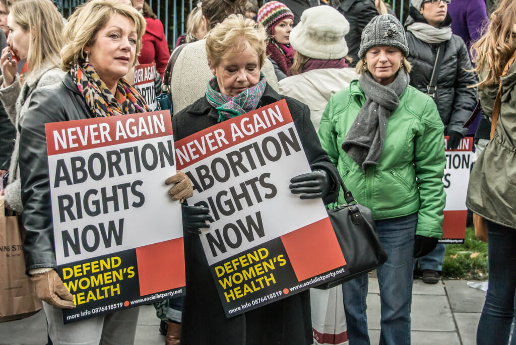Ireland's Abortion Ban: Subjecting Women to Suffering and Discrimination