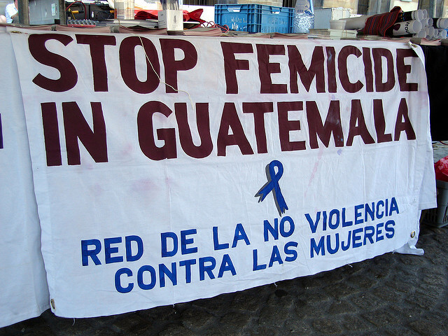 Velásquez Paiz et al v Guatemala: Femicide in Guatemala – Part II