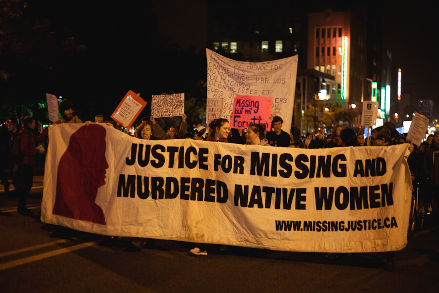 Canada to Hold National Inquiry into Missing and Murdered Indigenous Women and Girls