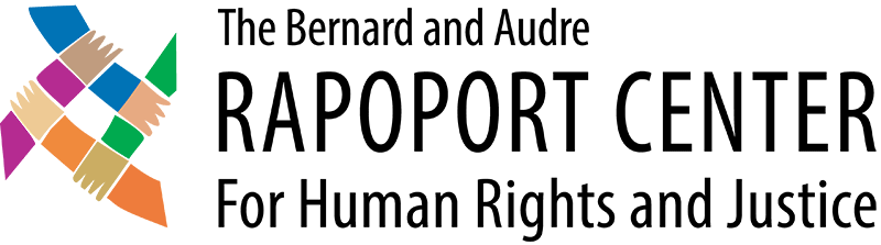 The Bernard and Audre Rapoport Centre for Human Rights and Justice Fall Events