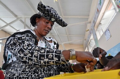 Questioning the constitutionality of newly appointed Electoral Commissioners in Namibia