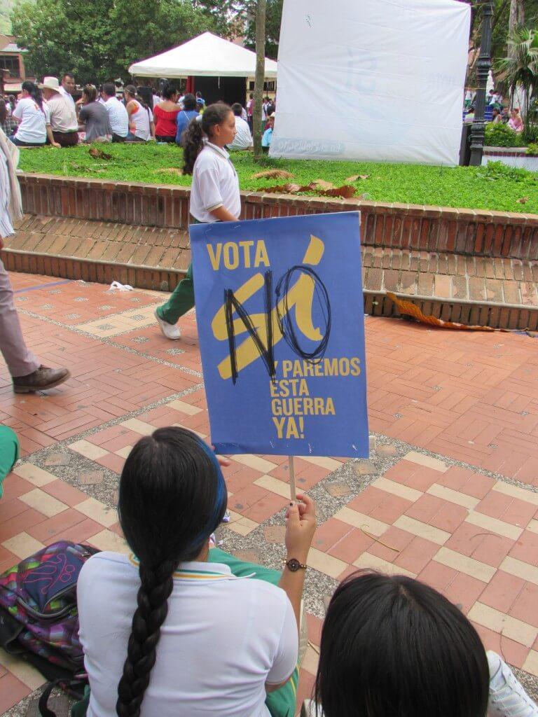 Children's Visibility in Colombia's Peace Plebiscite Campaign: In Everyone's Interest but Children's