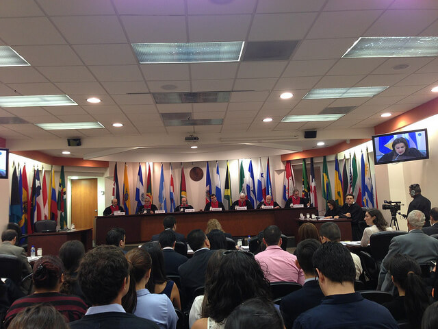 A Commentary on Recent Developments in the Inter-American Court of Human Rights' Advisory Opinion on the Standing of Legal Entities