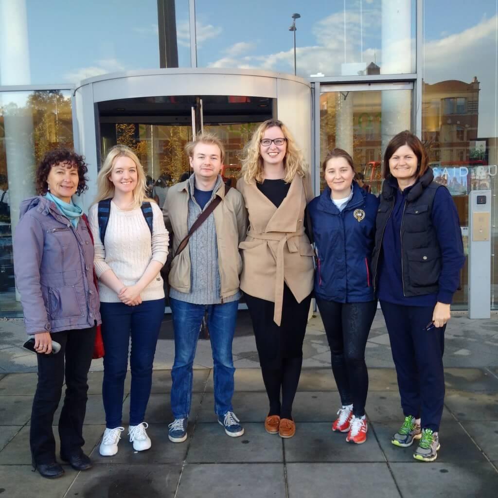 OxHRH Participates in the Oxford Legal Walk