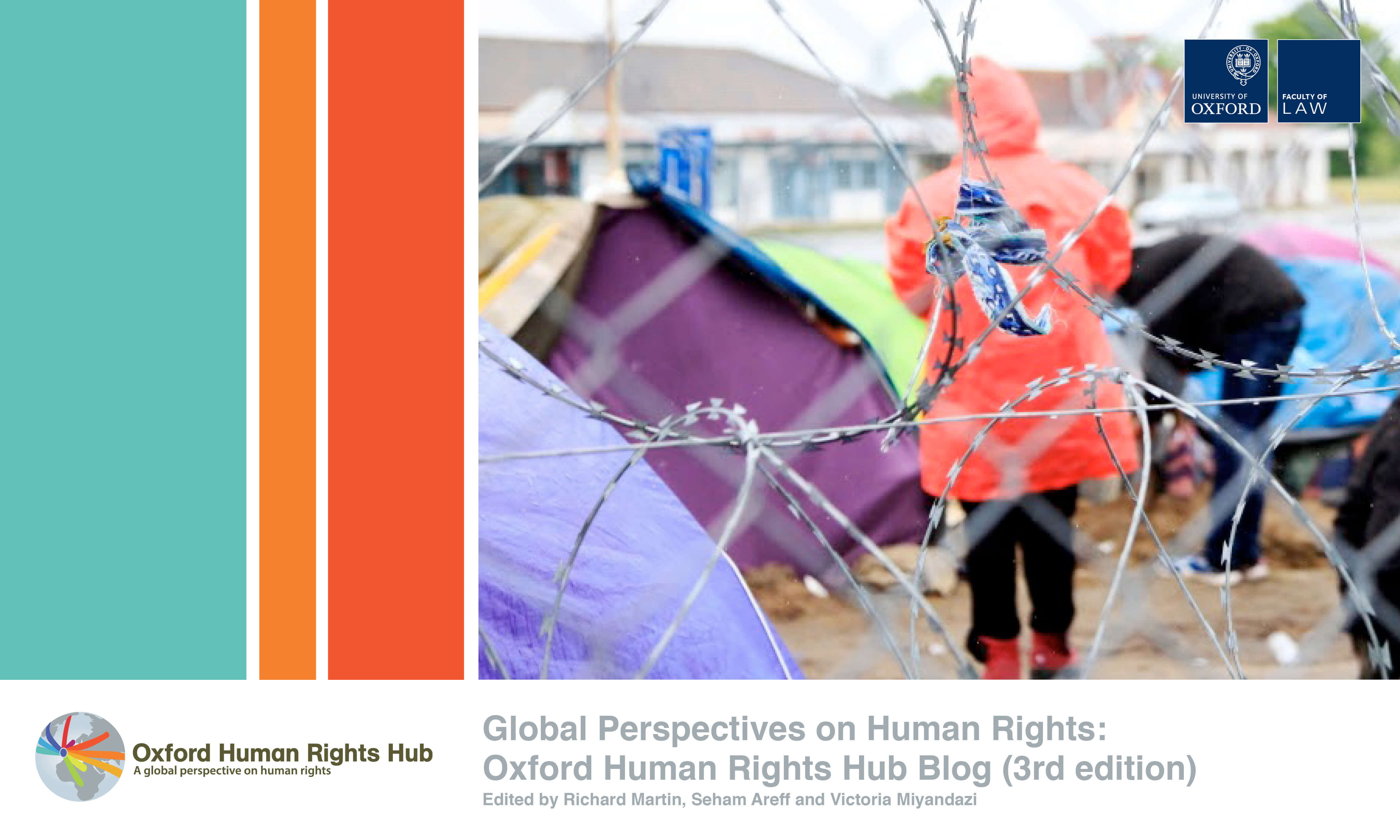 Publication Launch of the Third Edition of the OxHRH Blog Anthology: Global Perspectives on Human Rights