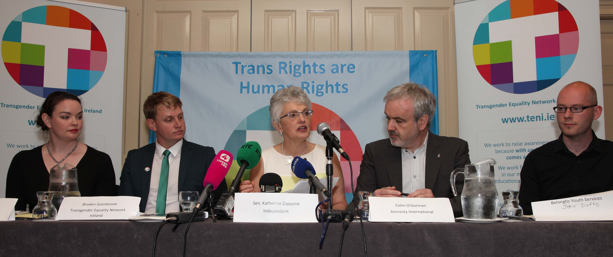 Legislating for Trans Equality: Recent Developments in the United Kingdom and Ireland