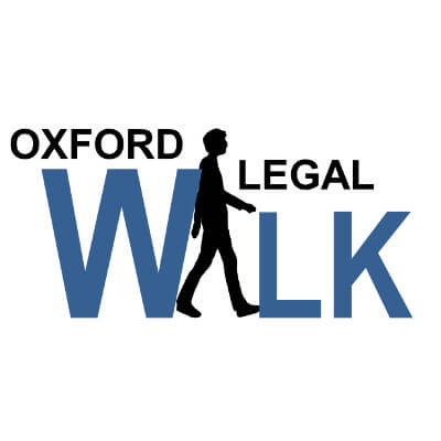 Join Us for the Oxford Legal Walk-TODAY at 5pm at SAID Business School!