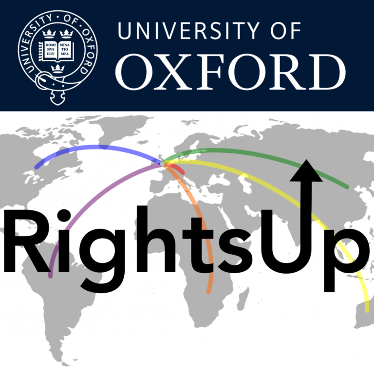 OxHRH Releases New Mini Podcast Series RightsNow!