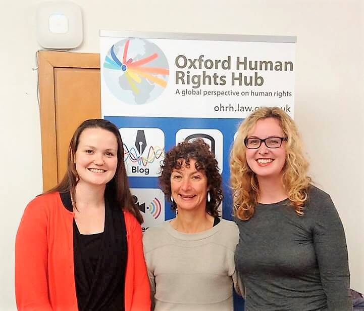 Students Reflect on OxHRH
