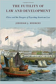 Upcoming Seminar: China and the Death of American Comparative Law
