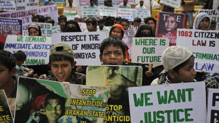 The Plight of the 'Stateless' Rohingyas: Probing the Fate of the Rohingya Refugees in India