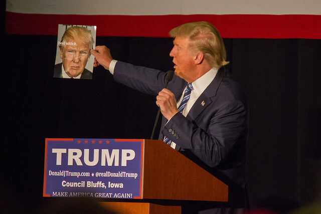 Norms and Conventions Meet Donald Trump