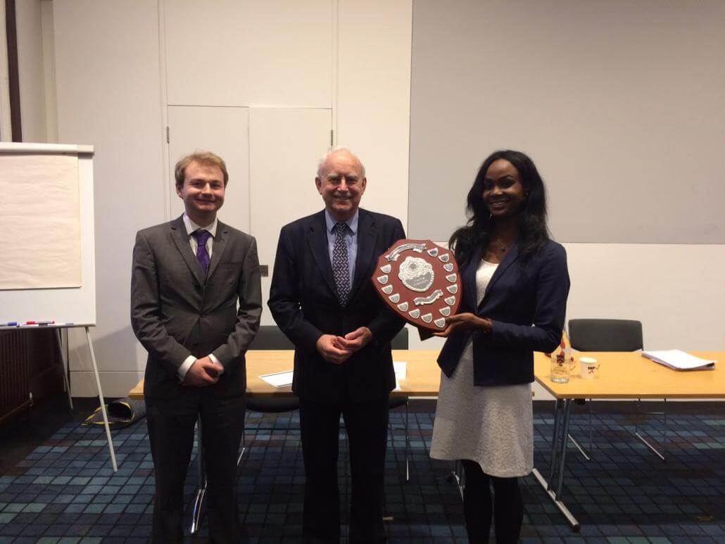 OxHRH Managing Editor, Tom Lowenthal, Succeeds at Shearman & Sterling Moot Competition