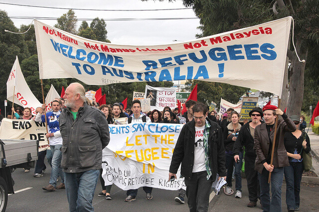 Australia's Deportation of Asylum Seekers Pending Determination of their Claims to Refugee Status