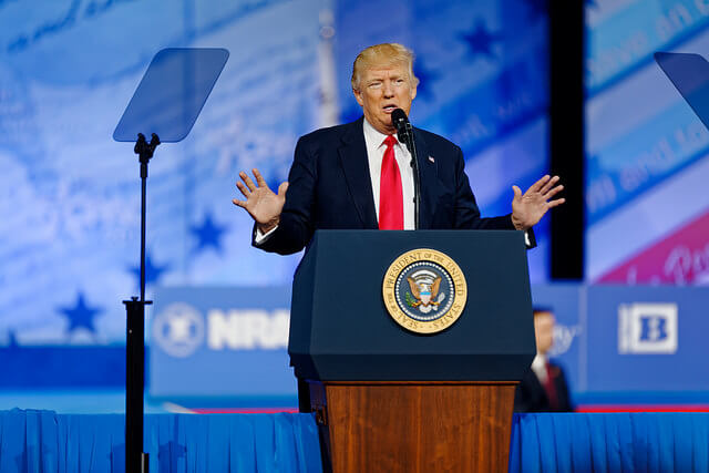 The U.S. Constitution, Constitutional Conventions, and President Trump