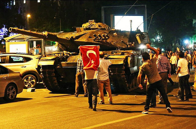 Derogating from Fundamental Human Rights under the Turkish State of Emergency