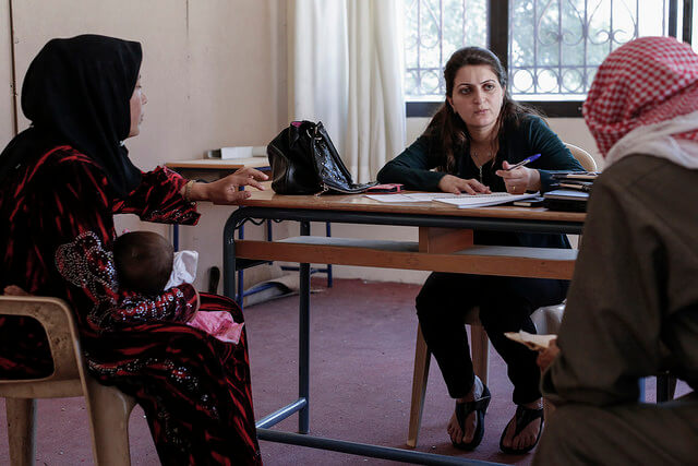 Statelessness and the Syrian Conflict