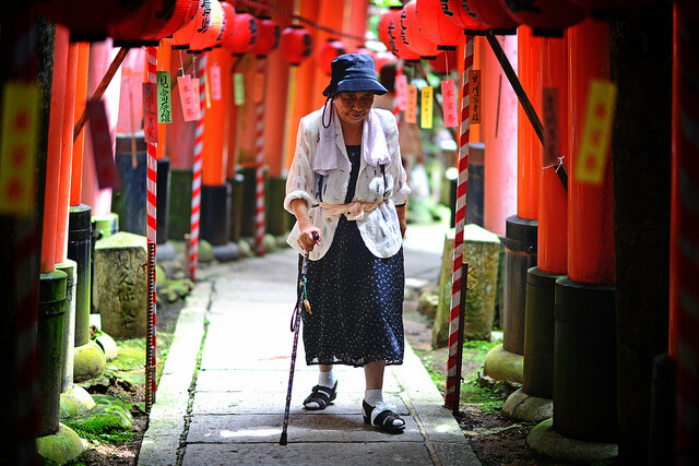 Two East Asian Approaches to Care