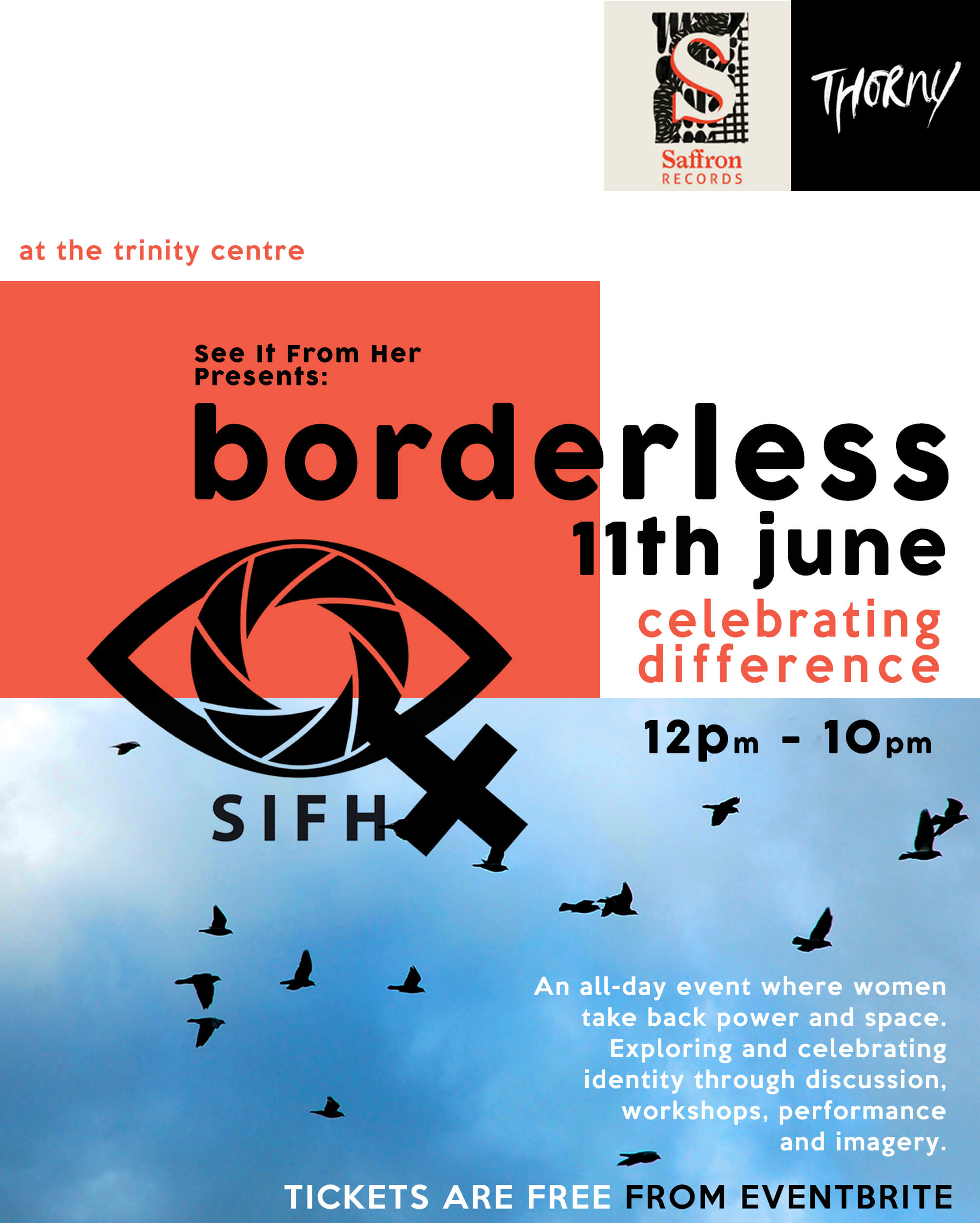 See It From Her : Borderless-Celebrating Difference