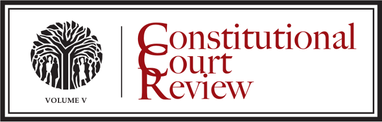 Constitution Court Review Now Freely Available Online