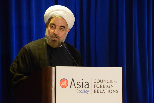 Can President Rouhani Promote Human Rights in Iran?